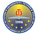 University of Tetova Logo