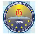 Универзитет во Тетово Logo